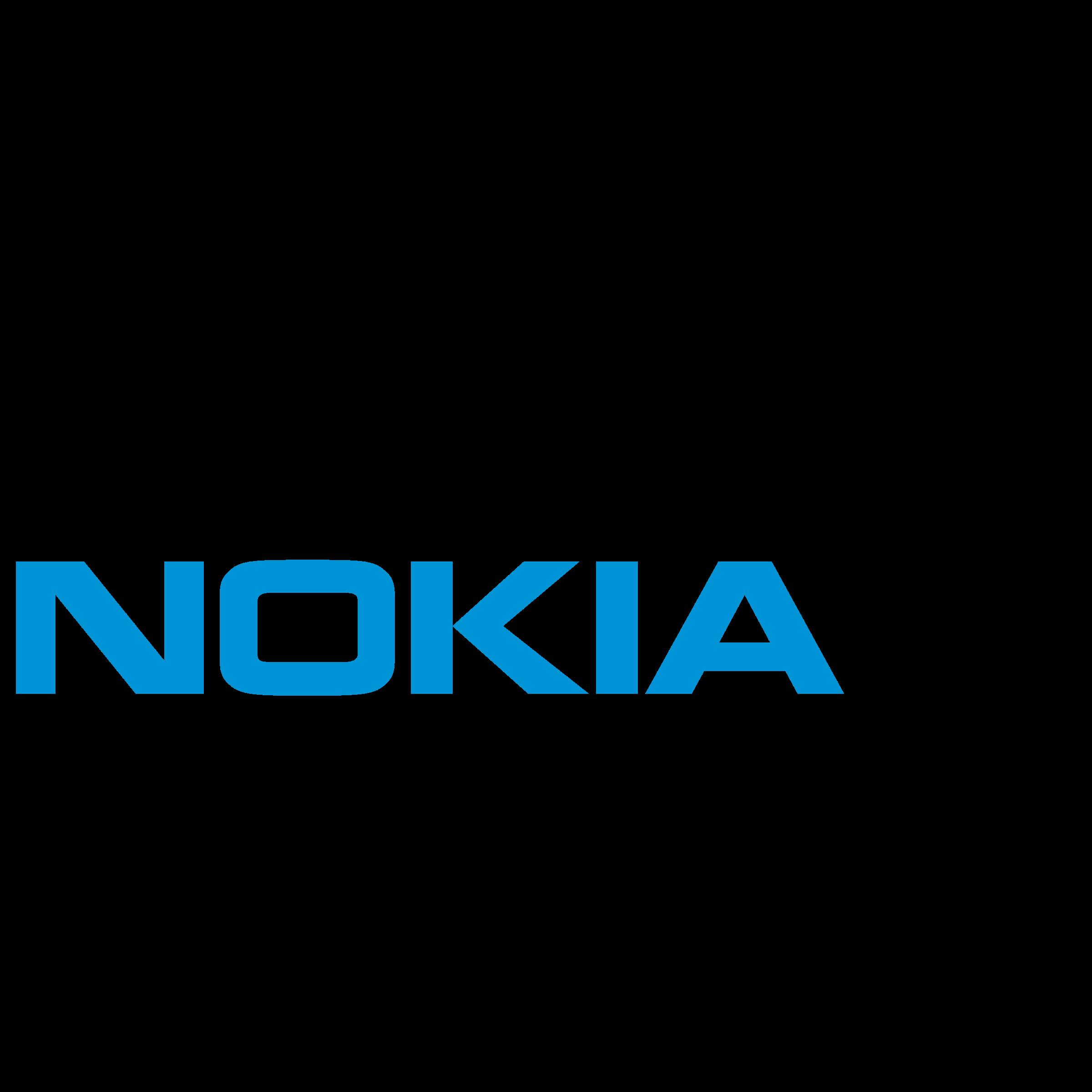Nokia Logo PNG Transparent & SVG Vector.