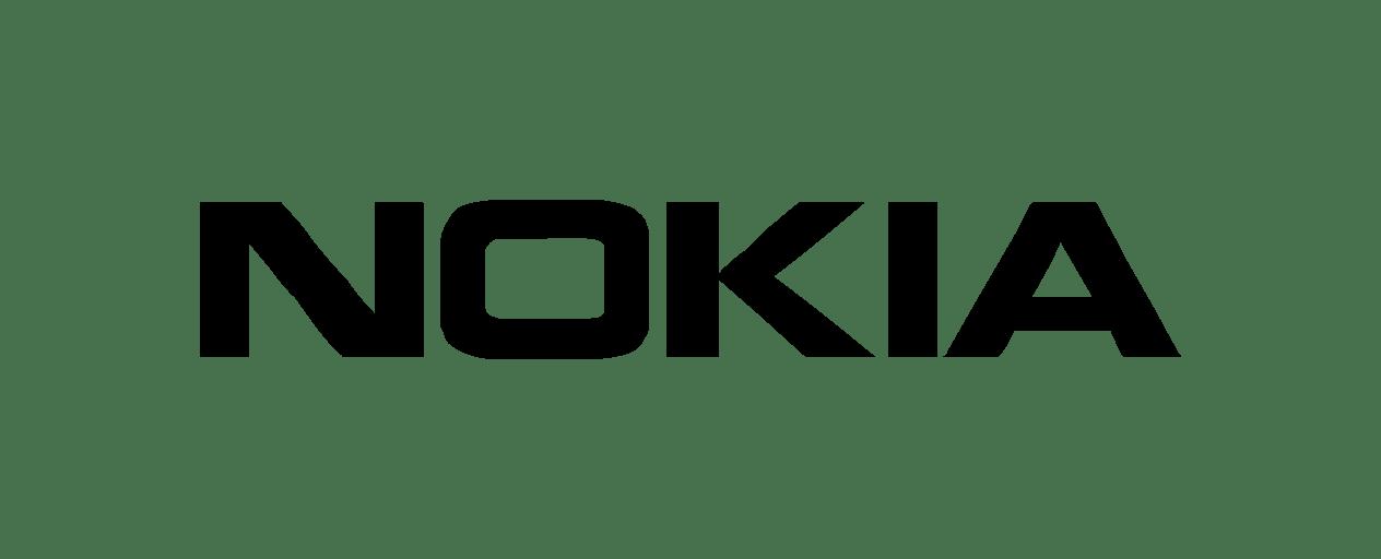 Nokia Logo transparent PNG.