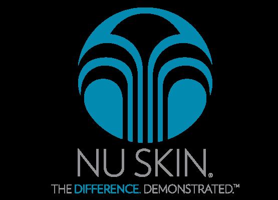 Nu skin Logos.
