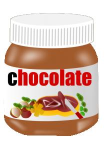 Free Nutella Cliparts, Download Free Clip Art, Free Clip Art.