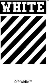 Resultado de imagen para Off WHITE logo.