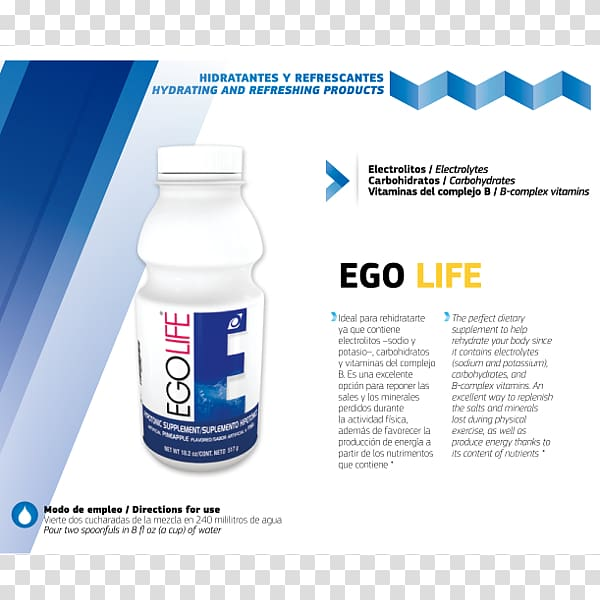 Dietary supplement Nutrition Grupo Omnilife Health, drinking.