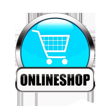 Online Shop Logo Image.