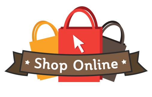Logo online shop png 6 » PNG Image.
