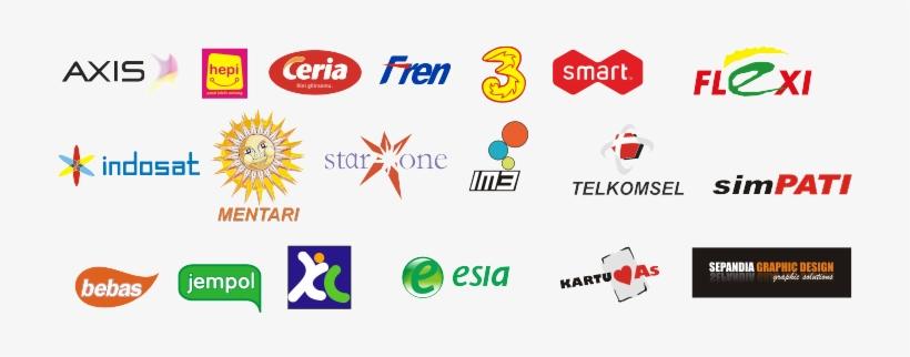 Buat Yang Butuh Logo Vector Untuk Operator Celluler.