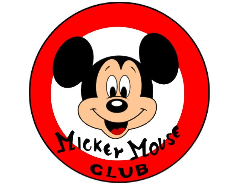 part of Mickey Mouse Logo.