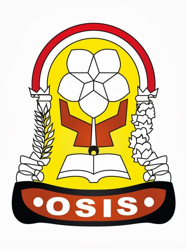 Logo OSIS (Organisasi Siswa Intra Sekolah).