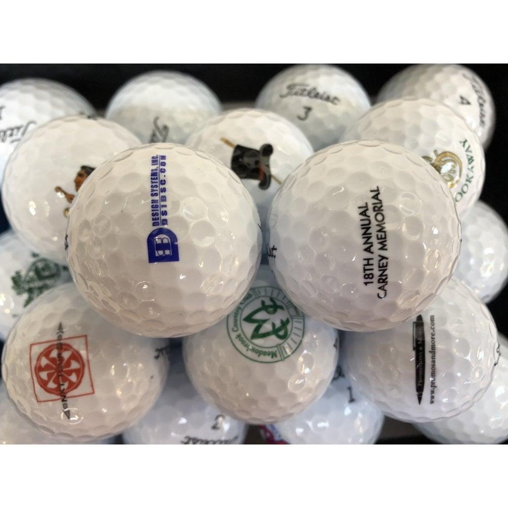 NXT Tour S Brand New Logo Overrun Golf Balls.