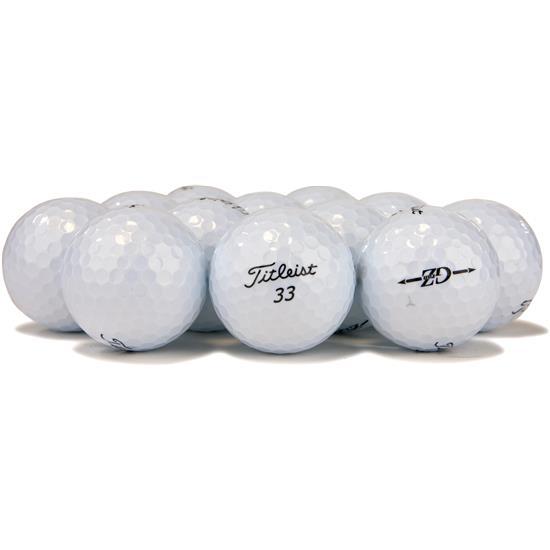 Gran Z Logo Overrun Golf Balls.