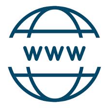 Resultado de imagen para pagina web icono.