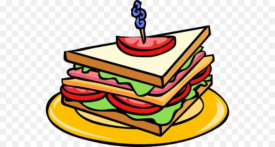 Submarine sandwich Tuna fish sandwich Chicken sandwich Clip.