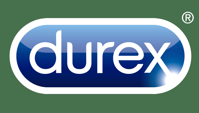 Durex Logo transparent PNG.