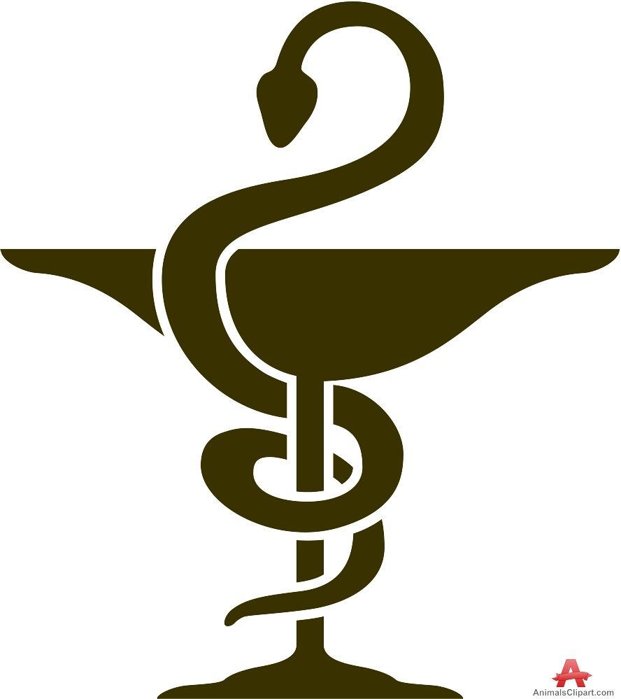 Pharmacy Symbol Logo.