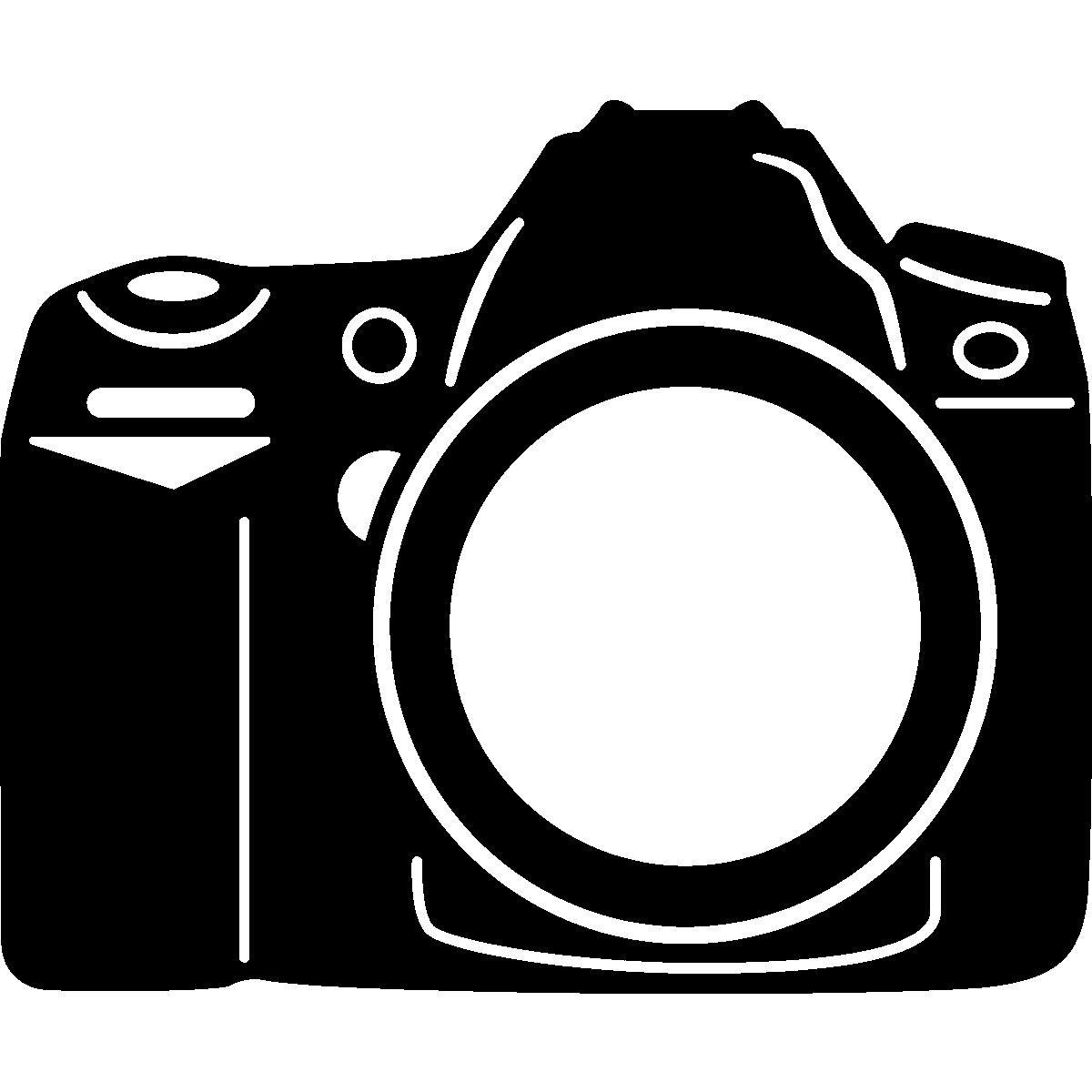 Camera Photography Sticker Clip art.