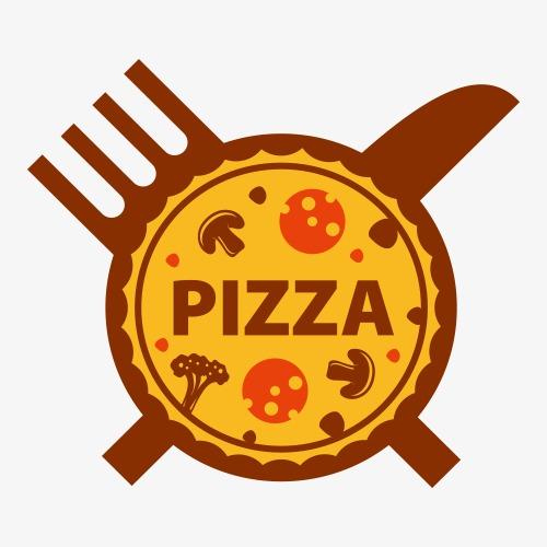 Pizza Logo Clipart.