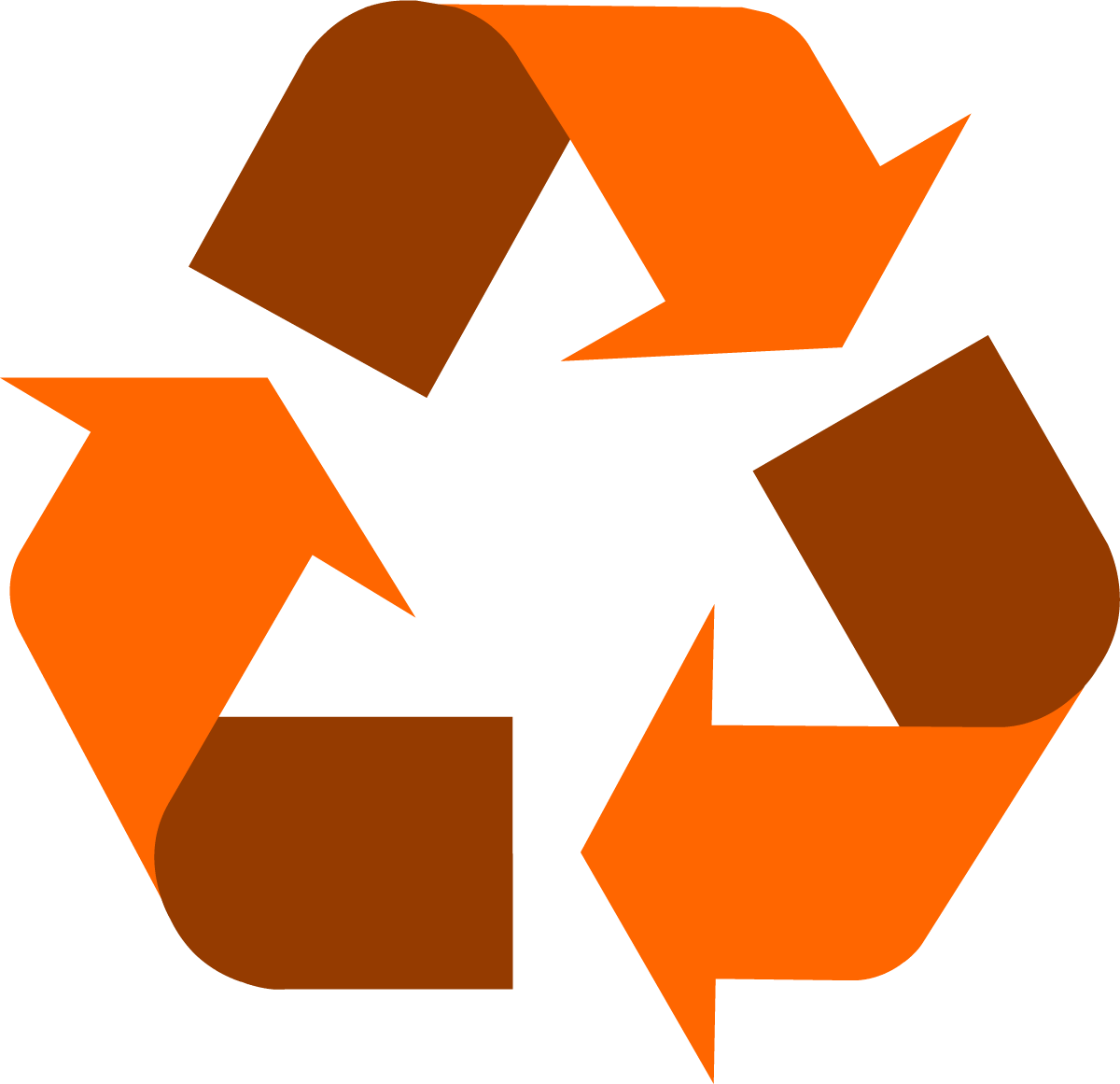 Recycling Symbol.