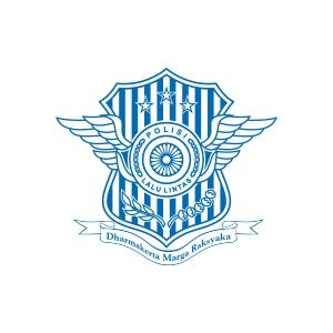 Logo Polantas Vector & PNG, Polisi Lalu Lintas.