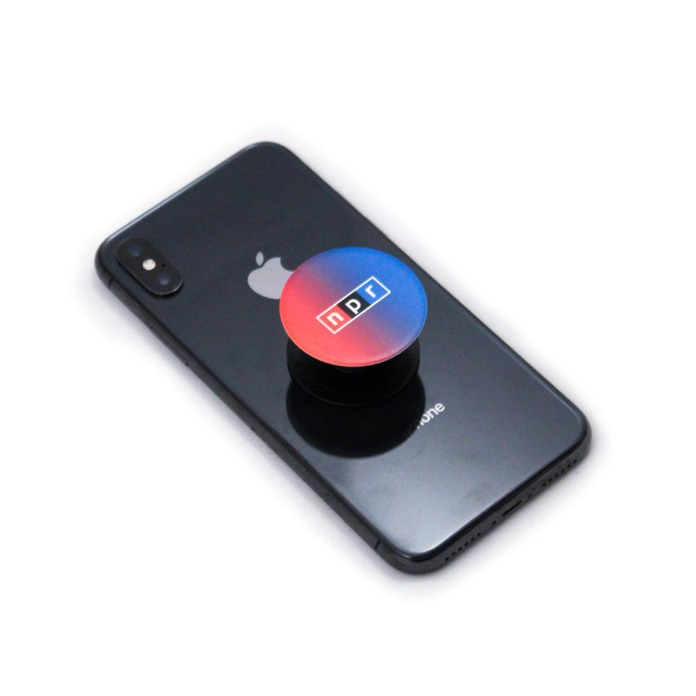 Gradient Logo PopSocket.