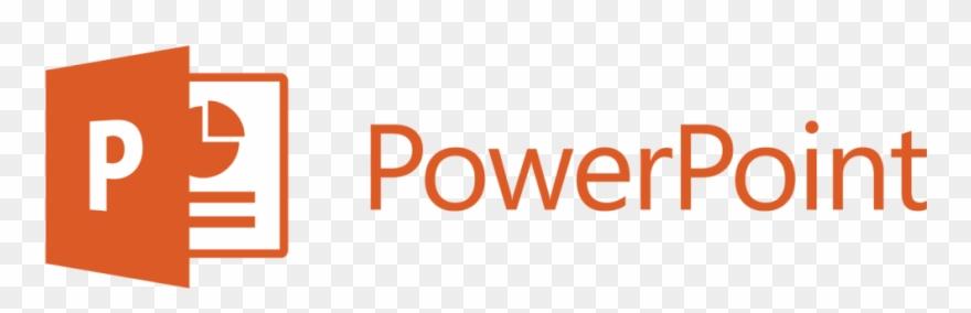 Microsoft Powerpoint Logo.