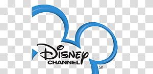 P P P, Disney Channel logo transparent background PNG.