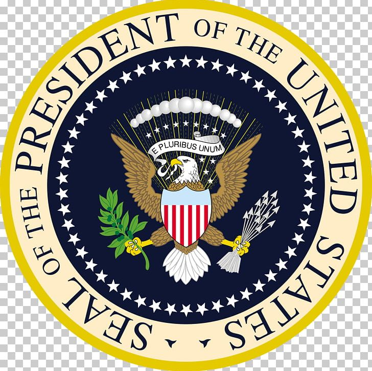 USA President Seal Logo PNG, Clipart, Iconic Brands, Icons.