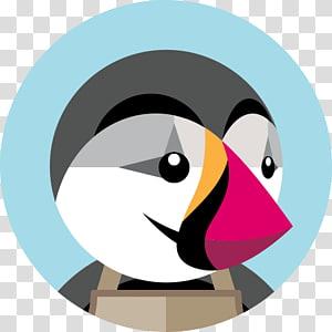 PrestaShop transparent background PNG cliparts free download.