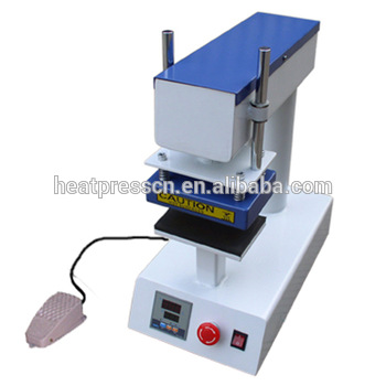 Air Auto Label Logo Printing Heat Press Machine 1015.