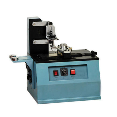 Pad Printing Machine, Logo Print.