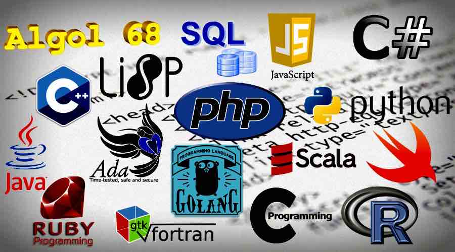 20 Most Important Programming Languages In The World.