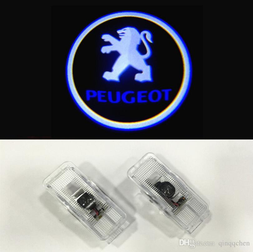 2019 For Peugeot Door Logo Light Projector Wireless Ghost Shadow Welcome  Laser Lamp For 508 408 308 3008 4008 5008 CRZ From Qinqqchen, $6.04.