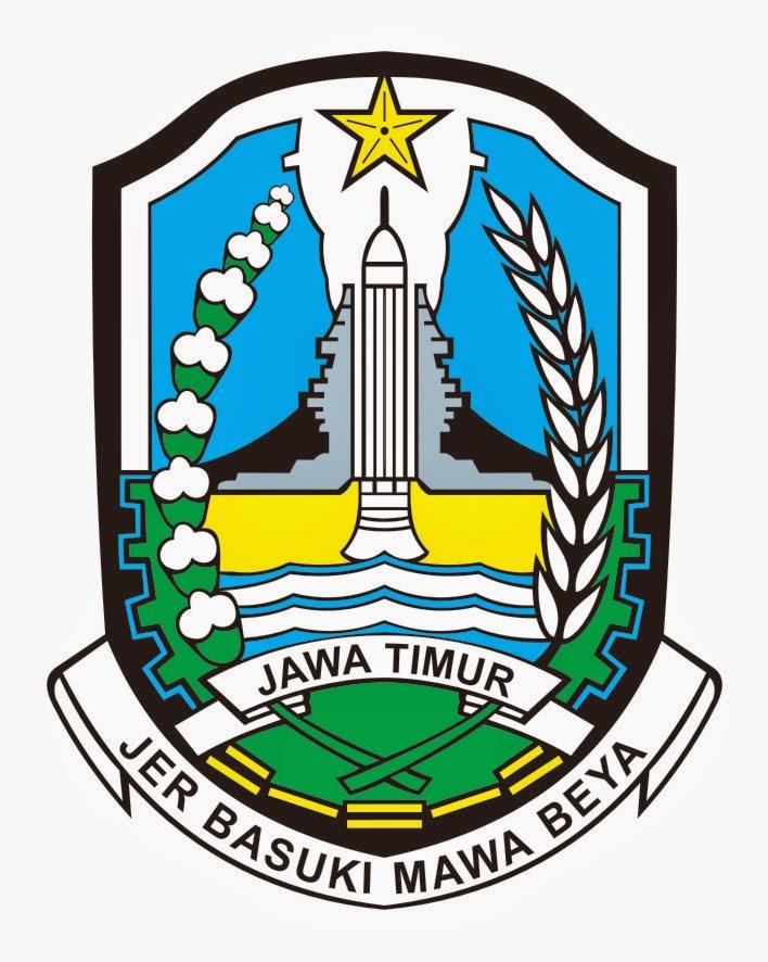 Download Logo Provinsi Jawa Timur .cdr.