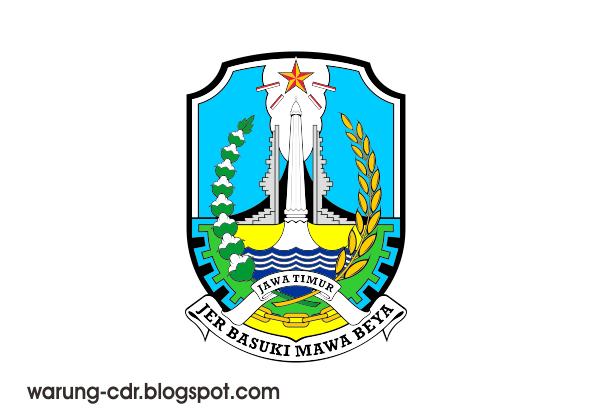 Download Logo Provinsi Jawa Timur Vector.