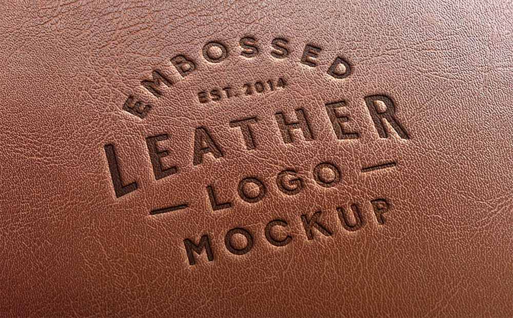20 Free Logo Mockup PSDs to Present your Designs.