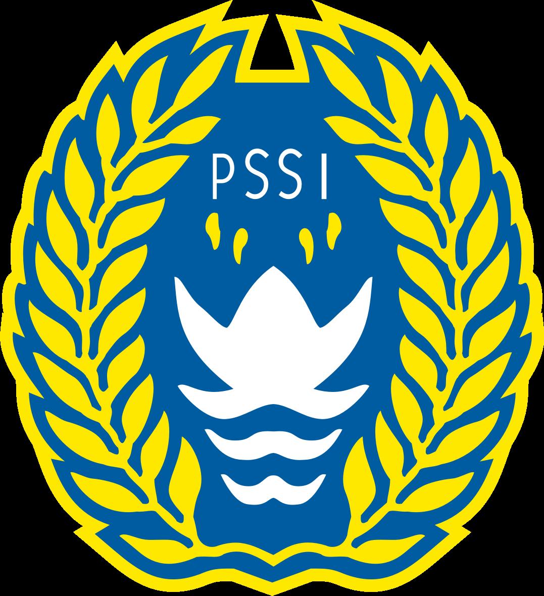 Logo Persatuan Sepak Bola Seluruh Indonesia PSSI.