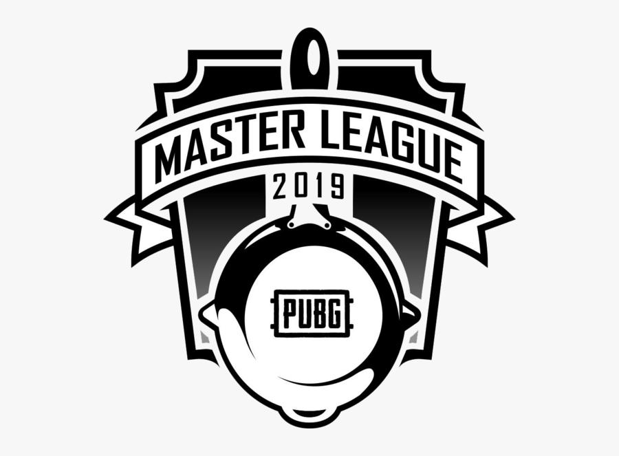Pubg Master League Logo , Transparent Cartoons.
