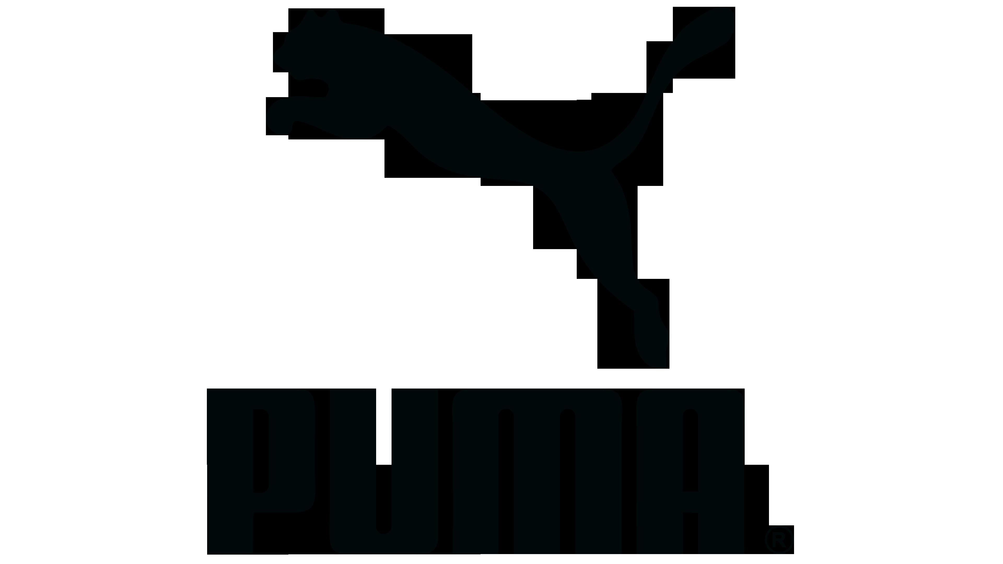 Logo Puma Brand Nike Symbol.