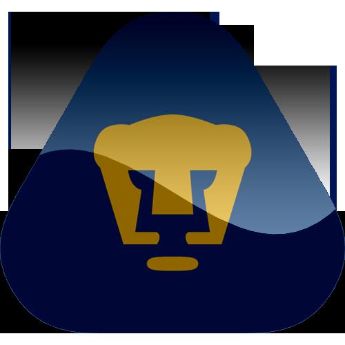 Pumas Unam Football Logo Png.