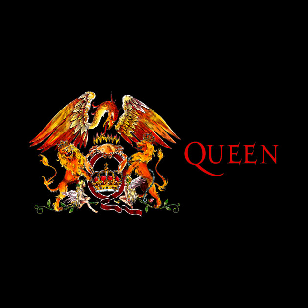 Logo Queen The Best Band 03.