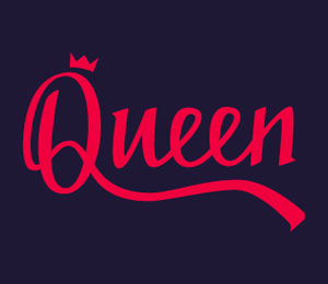 40 Stunning Queen Logo Ideas To Rule The World.