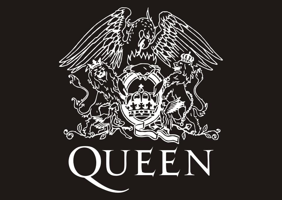 Logo Queen Vector.