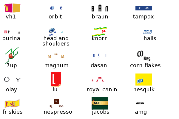 Logos Quiz Bubble Quiz Games Level 11 Answers.