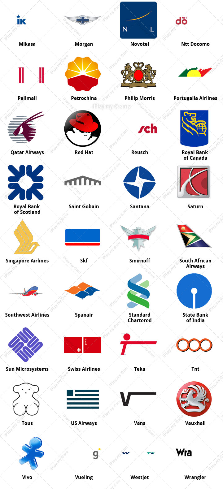 logo quiz answers level 8 10 free Cliparts | Download ...