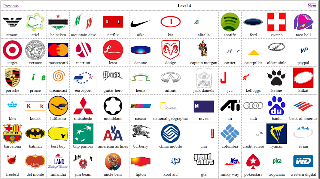 Fun & Entertainment: Logo quiz : Logos Quiz Answers And.