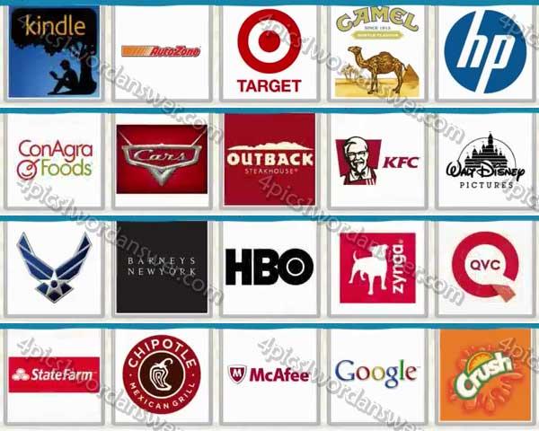Logo Quiz USA Brands Level 41.