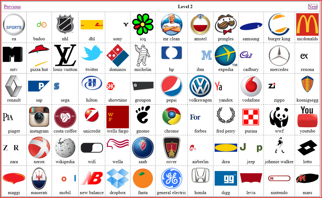 Car Insurance: Logo Quiz.
