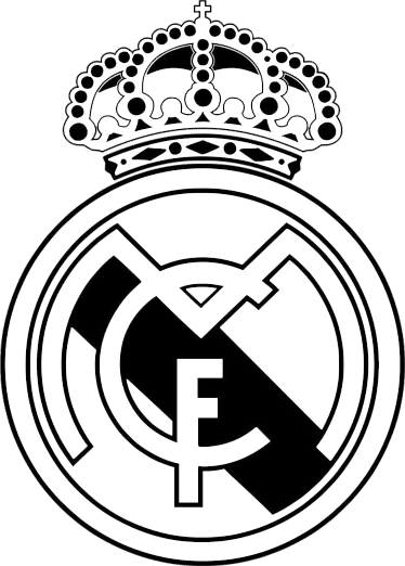 Logo Real Madrid CF.