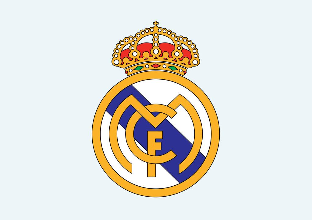 Real Madrid Cf Vector Art & Graphics.