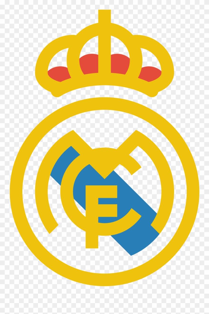 Logo Real Madrid Vector Clipart (#878081).