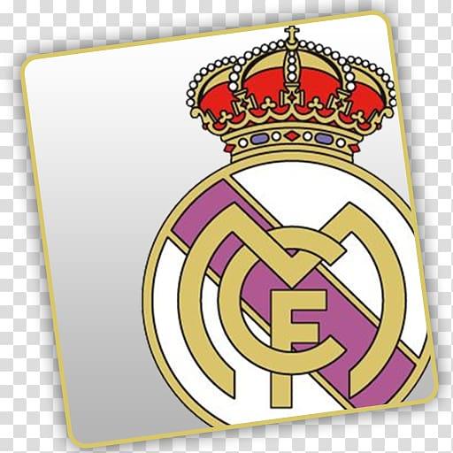 Real Madrid C.F. Dream League Soccer Football Logo graphics.