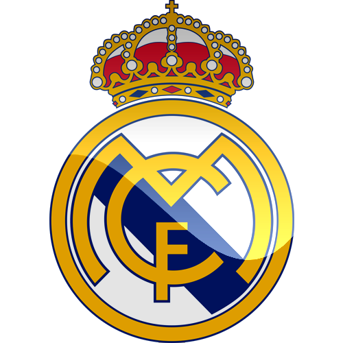 Real Madrid Logo Png.